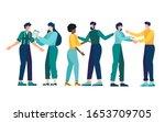vector illustration  flat style ... | Shutterstock .eps vector #1653709705
