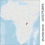 burundi is a landlocked country ...   Shutterstock .eps vector #1653792895