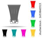 bolometer multi color style...