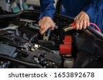 Mechanic Hand Charging Battery...
