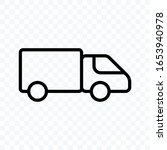 delivery truck icon. delivery...