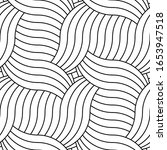 seamless pattern with black...   Shutterstock .eps vector #1653947518