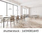 corner of panoramic restaurant...   Shutterstock . vector #1654081645
