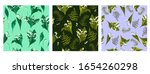 set of seamless patterns with...   Shutterstock .eps vector #1654260298