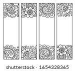 printable bookmark for book  ...   Shutterstock .eps vector #1654328365