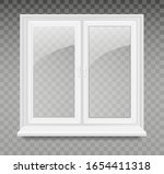 vector illustration with white ... | Shutterstock .eps vector #1654411318