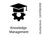 Knowledge Management Glyph...