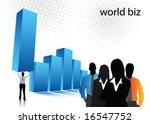 business people | Shutterstock .eps vector #16547752