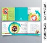brochure design  brochure... | Shutterstock .eps vector #1654997605