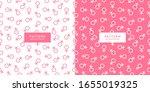 international women's day.... | Shutterstock .eps vector #1655019325