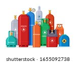 Gas Cylinder Group. Oxygen...