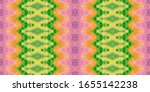tribal brush. colored texture...   Shutterstock . vector #1655142238