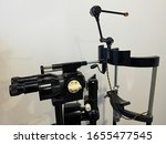 Vintage Eye Test Machine In...