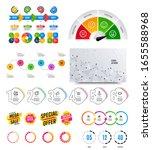 infographic elements. financial ...   Shutterstock . vector #1655588968