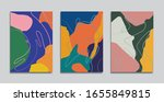 abstract fashion cover... | Shutterstock .eps vector #1655849815