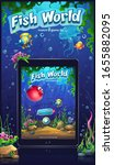advertising  presentation of... | Shutterstock .eps vector #1655882095