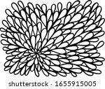 boho doodle pattern. adult...   Shutterstock .eps vector #1655915005