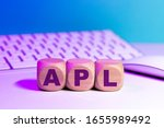 APL - Housing assistance - French APL initals