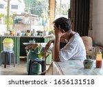 thailand  bangkok economic... | Shutterstock . vector #1656131518