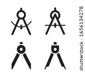 dividers icon set. vector...
