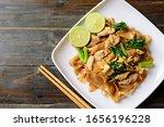 Stir Fried Soy Sauce Rice...