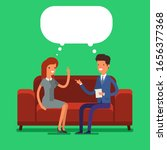 psychological counseling... | Shutterstock . vector #1656377368