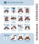 personal hygiene  disease... | Shutterstock .eps vector #1656461062