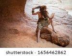 Stone Age Luddite Caveman...