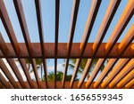 Sunshade Structure Perspective...