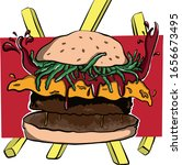 Crazy  Happy  Wild Hamburger...