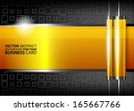 abstract business background  ... | Shutterstock .eps vector #165667766