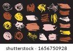 set of universal hand drawn... | Shutterstock .eps vector #1656750928