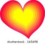 hearts | Shutterstock . vector #165698