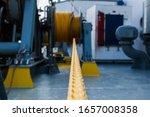 Marine Hydraulic Winch For...