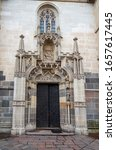 The Entrance Portal Of The...