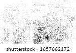 rough black and white texture... | Shutterstock .eps vector #1657662172