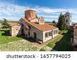 Byzantine Church Dedicated To...