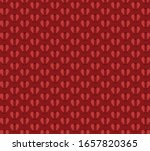 i love design for wall and... | Shutterstock .eps vector #1657820365