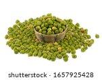 Fresh Green Chickpea  Cicer...