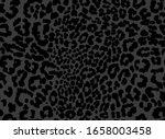 Minimalist Black Style Leopard...