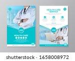 corporate healthcare cover ...   Shutterstock .eps vector #1658008972