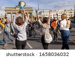 Berlin  Germany 9 20 2019 Youn...