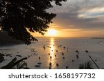 View Of Wonderful Sunset In...