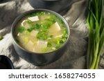 Healthy Japanese Tofu Miso Soup ...