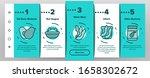 avocado vegetable onboarding... | Shutterstock .eps vector #1658302672