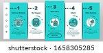 blueberry berry food onboarding ... | Shutterstock .eps vector #1658305285