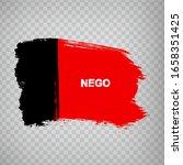 flag of paraiba from brush...