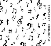 Beautiful Music Background Wit...