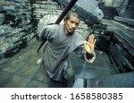 Shaolin Monk At The Shaolin...