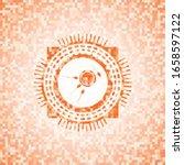 fertilization icon inside... | Shutterstock .eps vector #1658597122